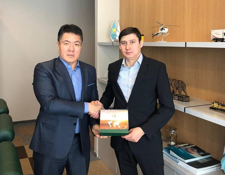 IOFS and KazakhExport agreed to cooperate