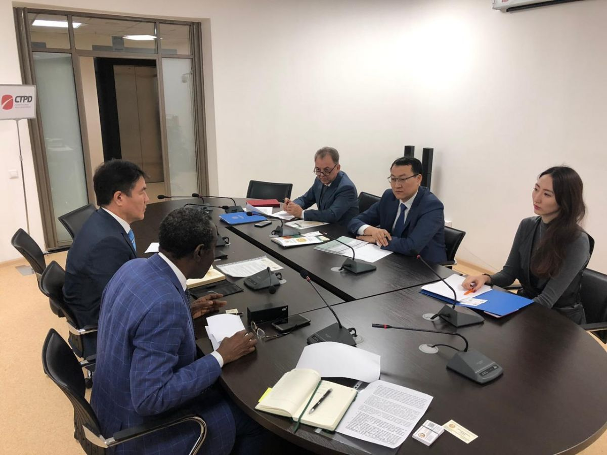 IOFS and Ministry of Trade and Integration of Kazakhstan interested in cooperation